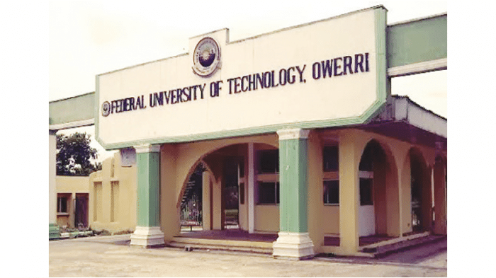 Youths protest FUTO encroachment on ancestral land