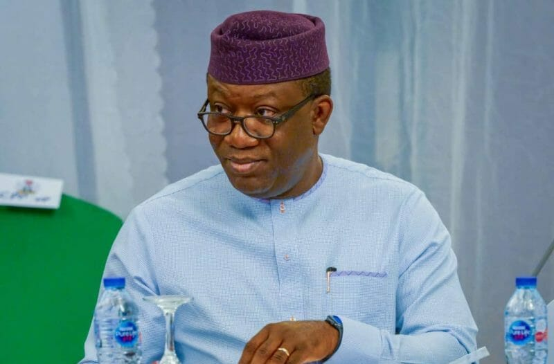 Fayemi to students: embrace reading culture