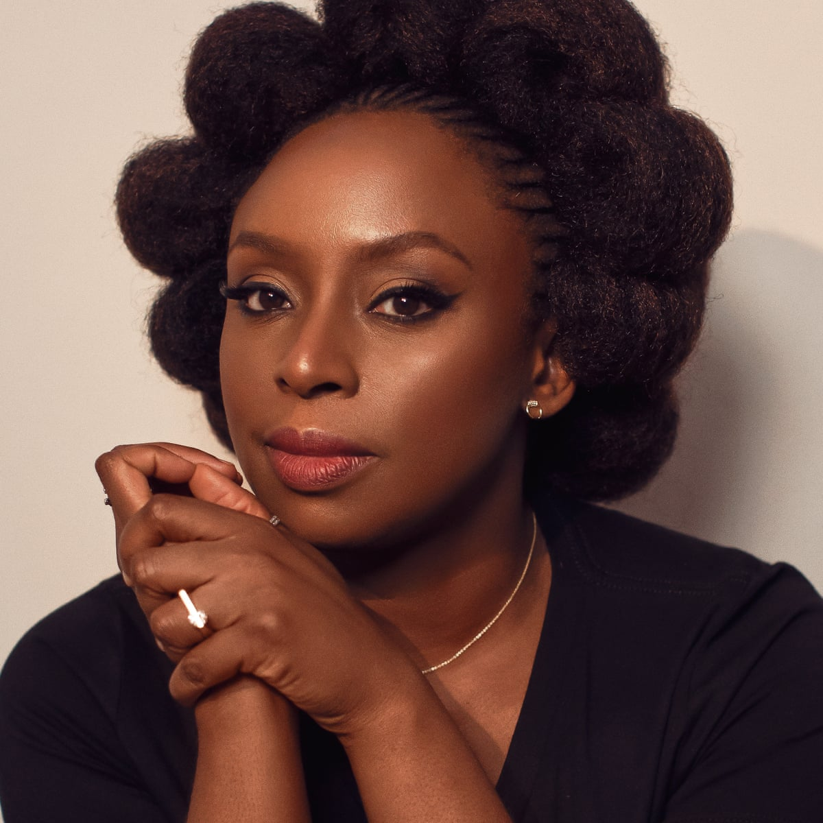 Popular author Chimamanda pens emotional tribute to mother months after losing father