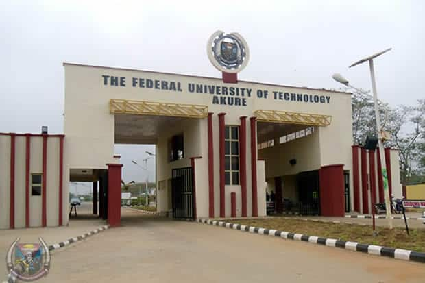 FUTA admission for undergraduate